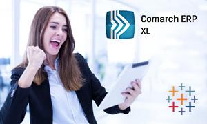 Jak zintegrować Tableau zsystemem CDN XL