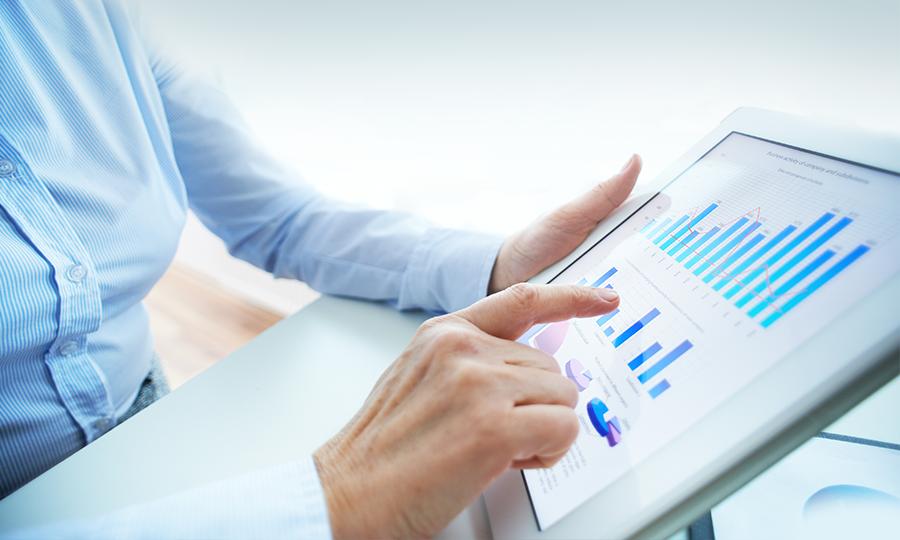 Wizualizacja danych biznesowych