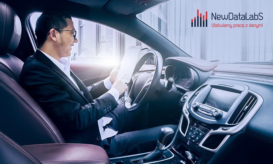 Monitoring zużycia paliwa wpojazdach służbowych