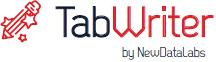 logo tabwriter dodatek do tableau